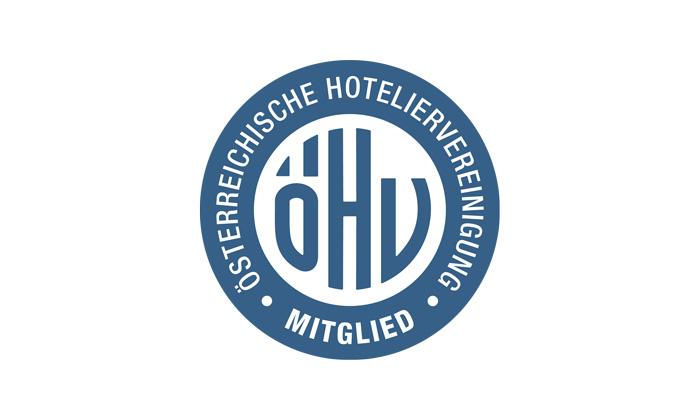 Kunden-Logo vom ÖHV - Österreichische Hoteliervereinigung